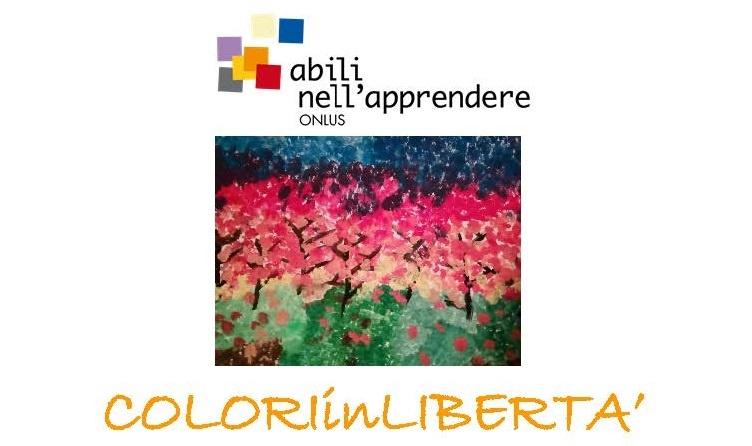 COLORIinLIBERTA, per imparare la piacevole attività del colorare