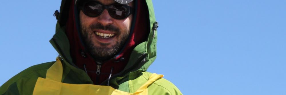 #YellowTheWorld, Everest Edition: presentazione di un'esperienza di viaggio di un ipovedente