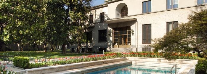 Mus&arti e FAI: percorso inclusivo in LIS alla Villa Necchi-Campiglio