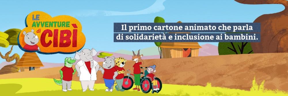 Al  cinema Anteo un cartone animato sull'inclusione