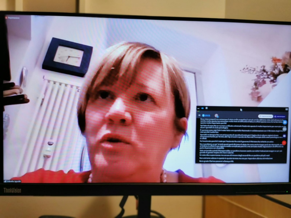 Focus group: sogni e bisogni di comunicazione per persone con disabilità uditive