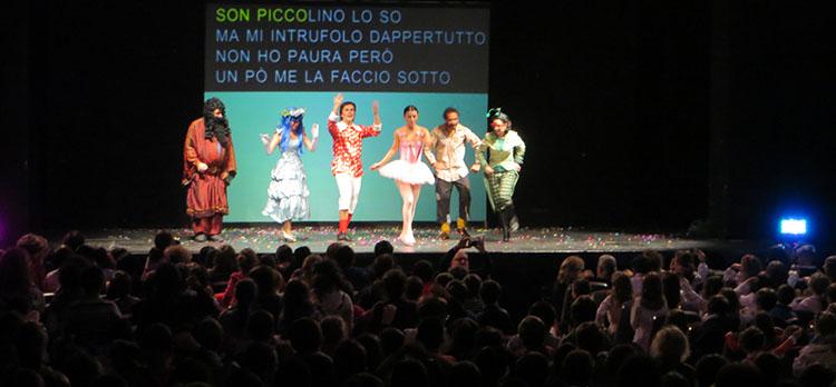 """""""Le avventure del piccolo burattino"""" accessibile a tutti i bambini  torna al teatro Leonardo a Milano"""